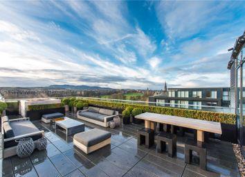 Thumbnail 3 bed flat for sale in Apartment 57, 6 Simpson Loan, Quartermile, Edinburgh