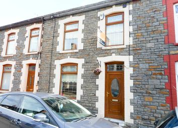 Thumbnail 3 bed terraced house for sale in William Street, Porth