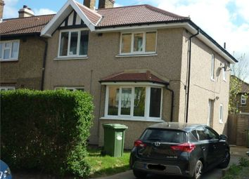 Thumbnail 3 bed end terrace house to rent in Meadowside, London