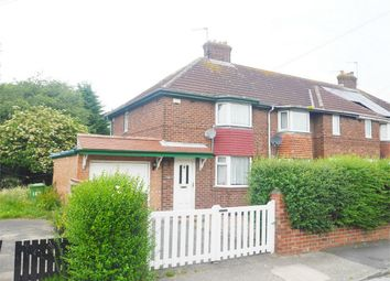 Thumbnail 2 bedroom end terrace house for sale in Kingsway West, Acomb, York