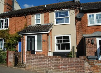 Thumbnail 2 bed terraced house for sale in Drybridge Hill, Woodbridge