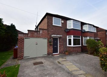 Thumbnail 3 bed semi-detached house for sale in Morningside Drive, East Didsbury, Didsbury, Manchester
