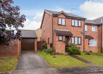 Thumbnail 3 bed semi-detached house for sale in Hessett Close, Stowmarket