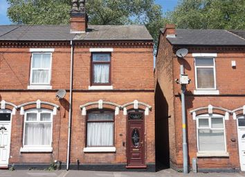 Thumbnail 2 bedroom end terrace house for sale in Gravelly Lane, Erdington, Birmingham