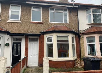 Thumbnail 4 bed terraced house to rent in Darbishire Road, Fleetwood