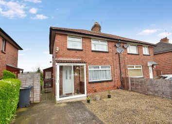 Thumbnail 3 bedroom semi-detached house for sale in Miles Hill Crescent, Meanwood, Leeds