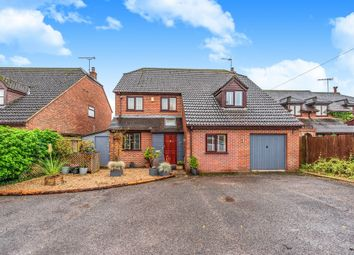 Thumbnail Detached house for sale in Warminster Road, South Newton, Salisbury