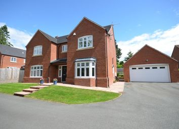 Thumbnail 4 bed detached house to rent in Chester Avenue, Whitchurch, Shropshire
