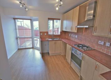 Thumbnail 3 bed terraced house to rent in Beaumont Way, Hampton Hargate, Peterborough