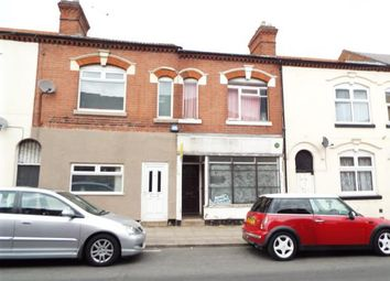Thumbnail 3 bed terraced house for sale in Beatrice Road, Leicester, Leicestershire