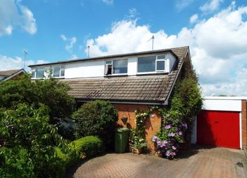 Thumbnail 4 bed semi-detached house for sale in Cherry Avenue, Cheltenham, Gloucestershire