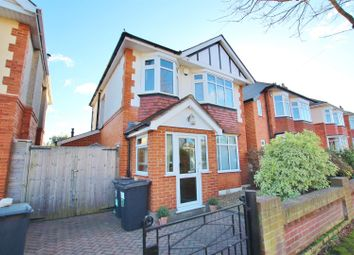 Thumbnail 3 bedroom detached house for sale in Redbreast Road, Moordown, Bournemouth