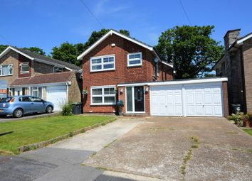 Thumbnail 4 bed detached house for sale in Brookdale Close, Waterlooville