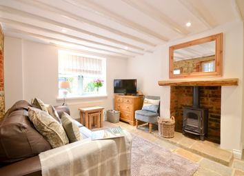 Thumbnail 3 bed semi-detached house for sale in Church Hill, Godshill, Ventnor