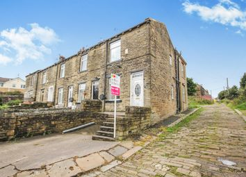Thumbnail 1 bed end terrace house for sale in Bank Street, Wibsey, Bradford