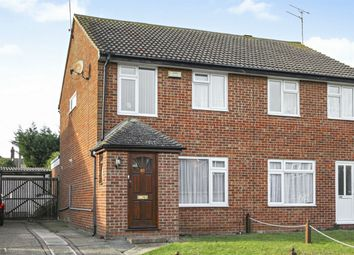 Thumbnail 3 bed semi-detached house for sale in Richmond Road, Whitstable, Kent