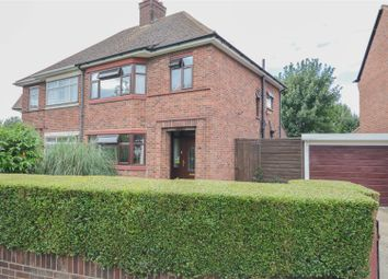 Thumbnail 3 bedroom semi-detached house for sale in Sallows Road, Peterborough