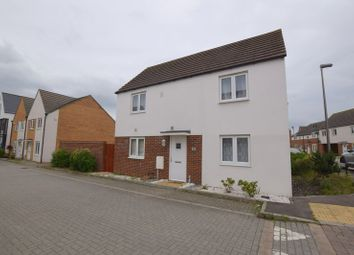 Thumbnail 3 bed semi-detached house for sale in Loughborough Drive, Broughton, Milton Keynes