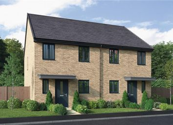 """Thumbnail 3 bed semi-detached house for sale in """"Buxton"""" at Kedleston Road, Allestree, Derby"""