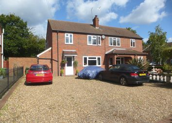 Thumbnail 3 bed semi-detached house for sale in Foxton Road, Hoddesdon