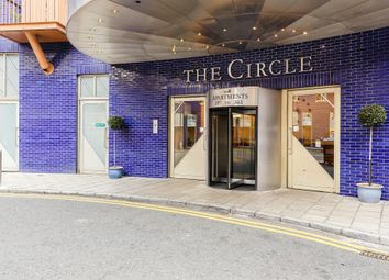 Thumbnail 1 bed flat for sale in Queen Elizabeth Street, The Circle, London