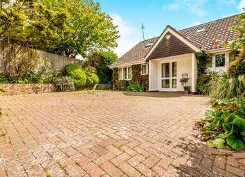 Thumbnail 4 bed bungalow for sale in Greenways, Ovingdean, Brighton, East Sussex