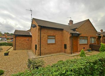Thumbnail 2 bedroom semi-detached bungalow for sale in Edrich Avenue, Oldbrook, Milton Keynes