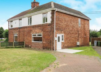 Thumbnail 3 bed semi-detached house for sale in Larch Road, New Ollerton, Newark