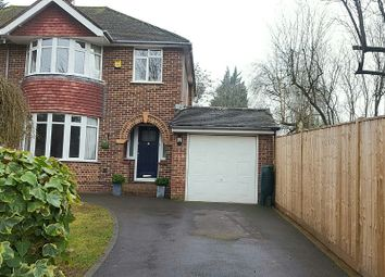 Thumbnail 3 bedroom semi-detached house for sale in Larkswood Close, Tilehurst, Reading, Berkshire