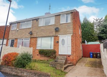 Thumbnail 3 bed semi-detached house for sale in Sandstone Drive, Sheffield