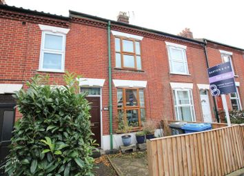 Thumbnail 3 bed terraced house for sale in Patteson Road, Norwich