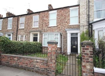 Thumbnail 1 bed flat to rent in 133 East Parade, York