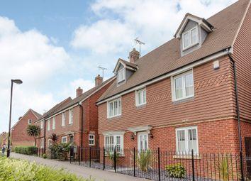 Thumbnail 5 bedroom detached house for sale in Rose Walk, Sittingbourne