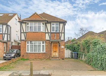 Thumbnail 3 bed detached house for sale in Kenley Road, Kingston Upon Thames