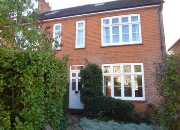 4 bed semi-detached house to rent in Weydon Hill Road, Farnham GU9