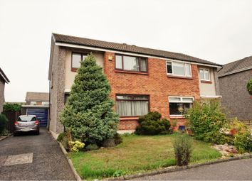 Thumbnail 3 bed semi-detached house for sale in Glenbervie Road, Kirkcaldy