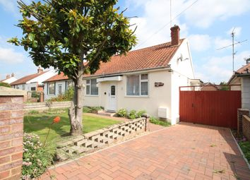 Thumbnail 2 bed semi-detached bungalow for sale in Beech Road, Rushmere St Andrew, Ipswich