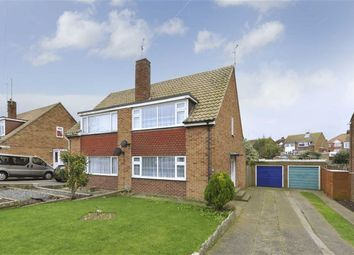 Thumbnail 3 bed semi-detached house for sale in Ramsgate Road, Margate