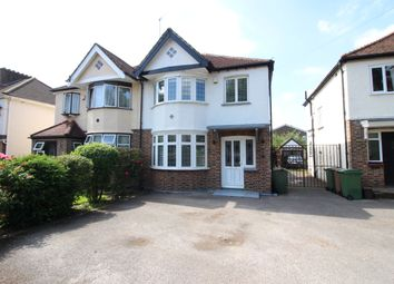Thumbnail 3 bed semi-detached house to rent in Colborne Way, Worcester Park