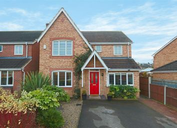 Thumbnail 4 bed detached house for sale in Pitch Close, Carlton, Nottingham