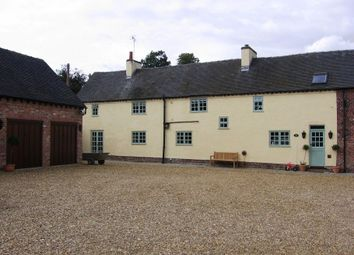 Thumbnail 5 bed detached house to rent in Valley Farm House, Willesley Lane, Willesley