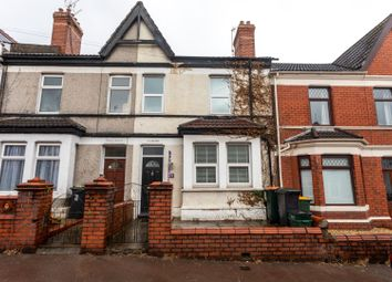 3 bed terraced house for sale in Caerleon Road, Newport NP19