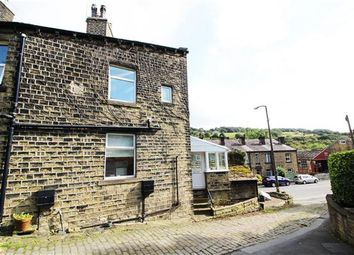 Thumbnail 1 bed end terrace house for sale in Small Lees Road, Ripponden, Sowerby Bridge