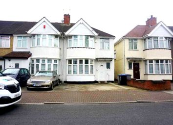 Thumbnail 3 bed semi-detached house for sale in Girton Avenue, Kingsbury
