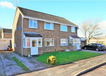 Thumbnail 3 bed semi-detached house for sale in Matley Moor - Liden, Swindon