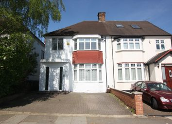 Thumbnail 3 bed property to rent in West Avenue, Hendon