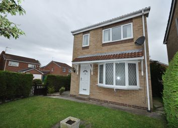 Thumbnail 3 bed detached house to rent in Hund Oak Drive, Hatfield, Doncaster