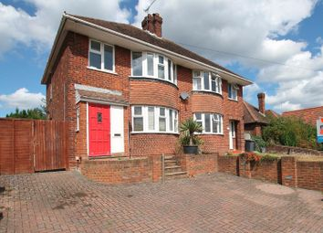 Thumbnail 4 bedroom detached house for sale in Broad Oak Road, Canterbury