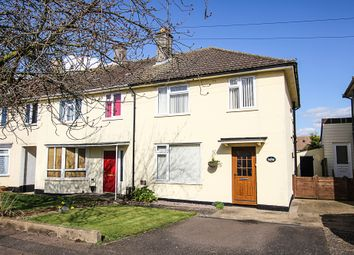 Thumbnail 3 bed semi-detached house for sale in Freshfields, Newmarket