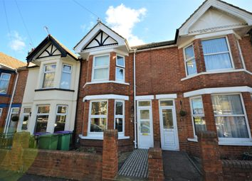 Thumbnail 4 bed terraced house for sale in St. Winifred Road, Cheriton, Folkestone